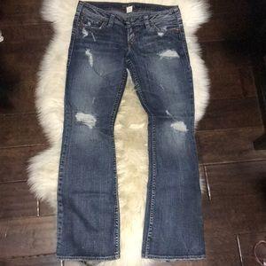 Silver Jeans - Boot Cut W29/L33 - Tuesday Cut